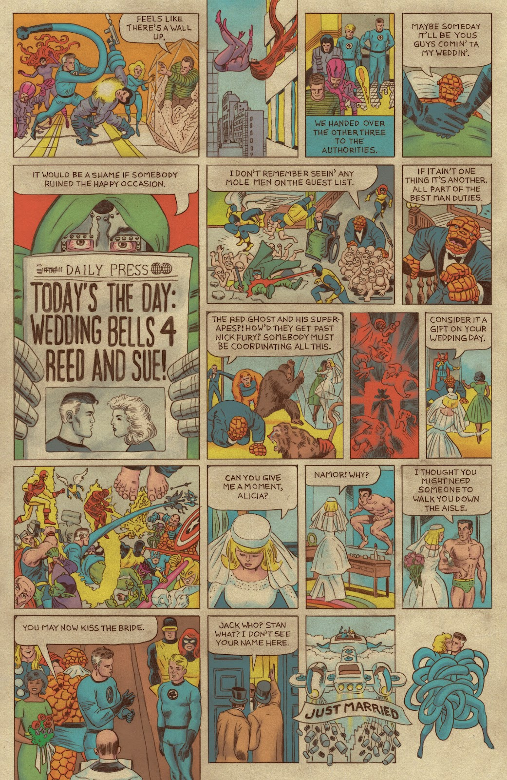 Read online Fantastic Four: Grand Design comic -  Issue #1 - 35