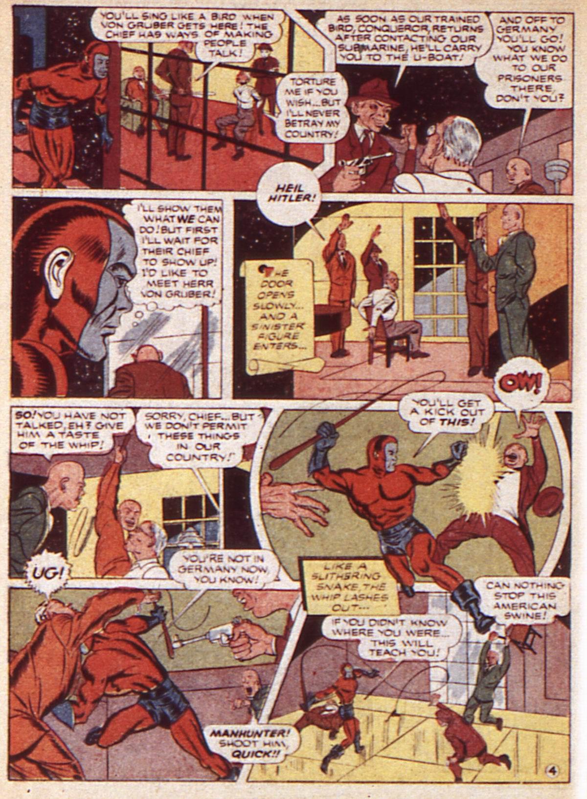 Read online Adventure Comics (1938) comic -  Issue #85 - 50