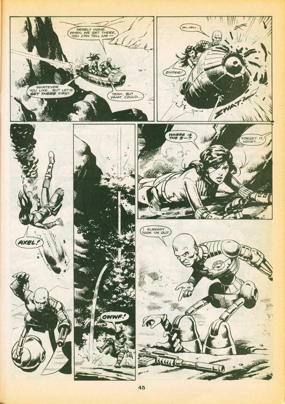 Warrior Issue #2 #3 - English 44