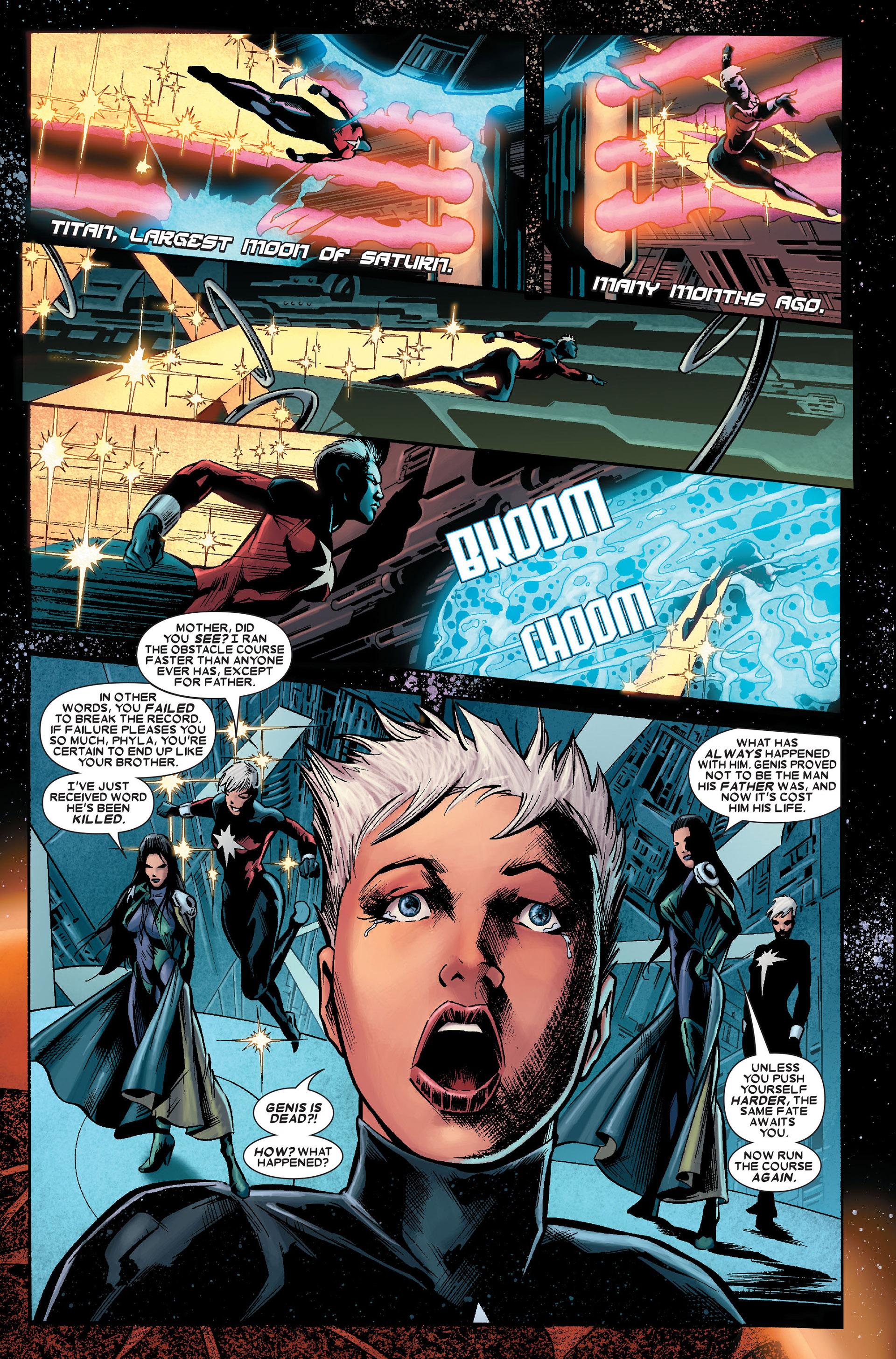 Read online Annihilation: Conquest - Quasar comic -  Issue #1 - 3