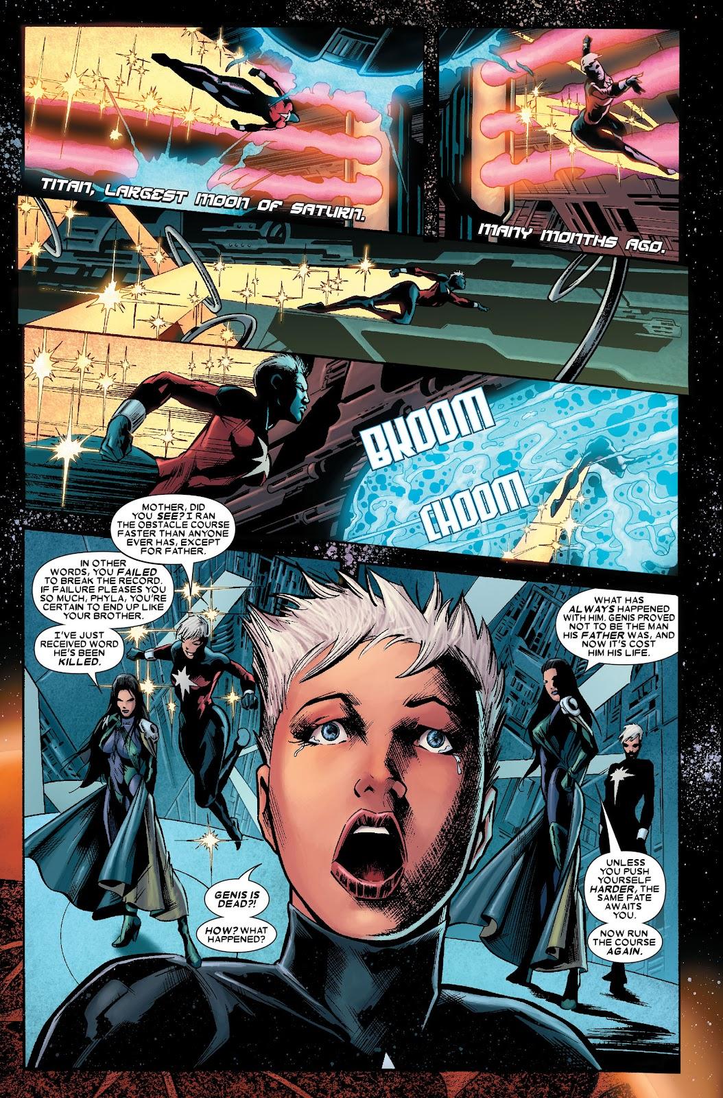 Annihilation: Conquest - Quasar issue 1 - Page 3