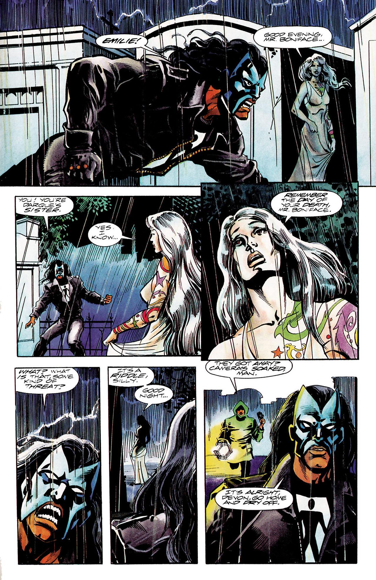 Read online Shadowman (1992) comic -  Issue #11 - 18