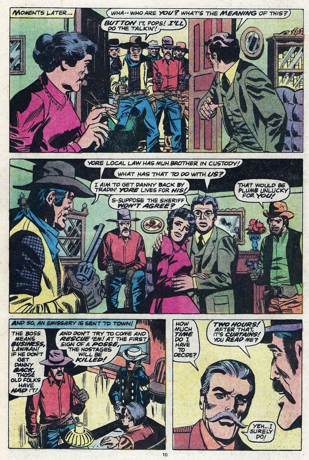 The Rawhide Kid (1955) issue 149 - Page 12