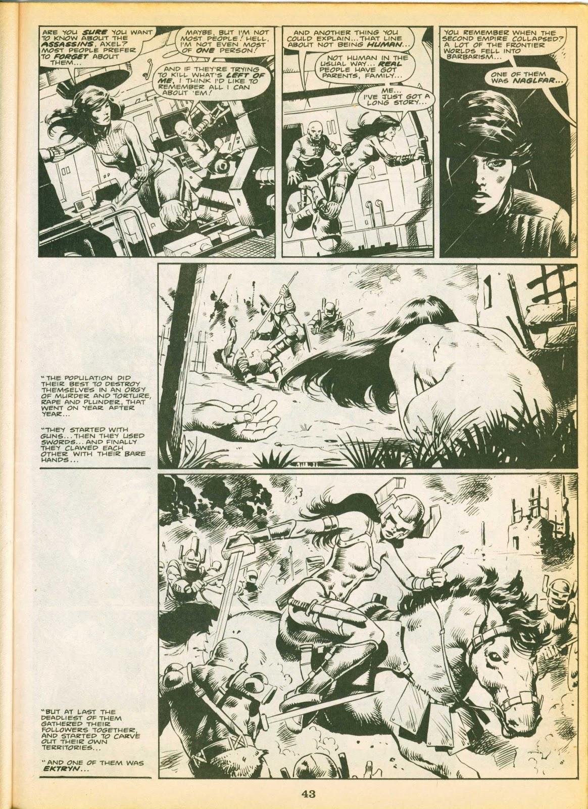 Warrior Issue #3 #4 - English 42