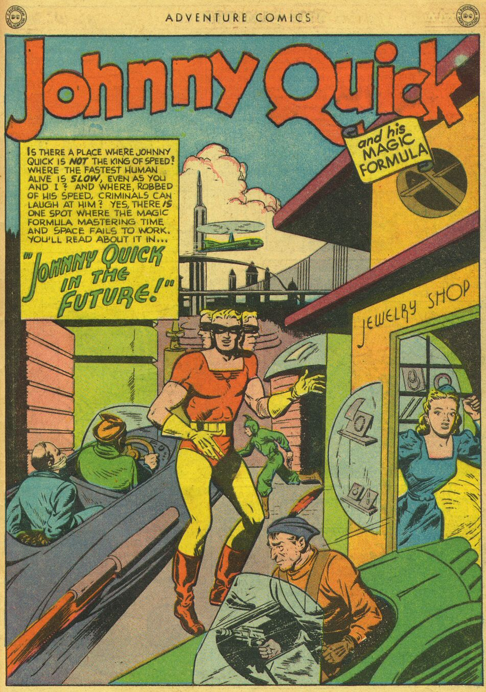 Read online Adventure Comics (1938) comic -  Issue #134 - 41