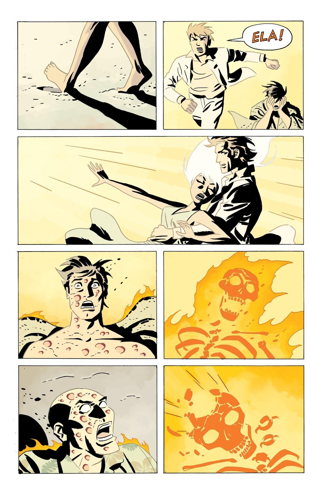 Read online The Twilight Children comic -  Issue #4 - 23
