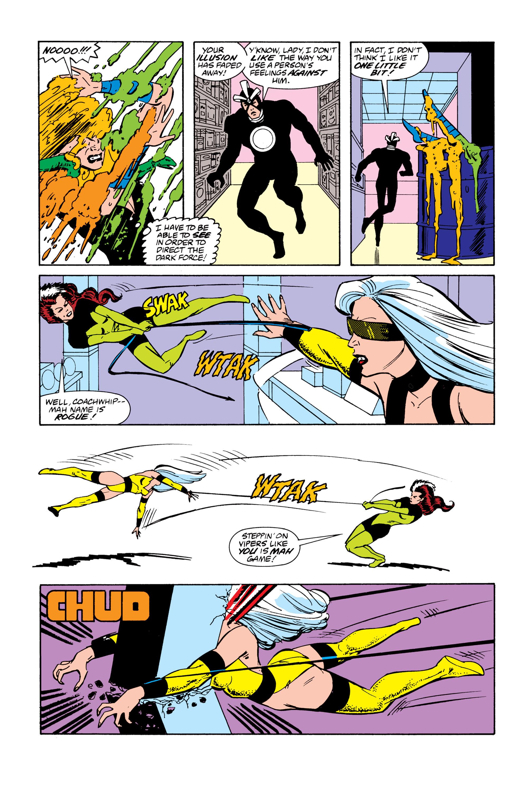 Read online Uncanny X-Men (1963) comic -  Issue # _Annual 13 - 22