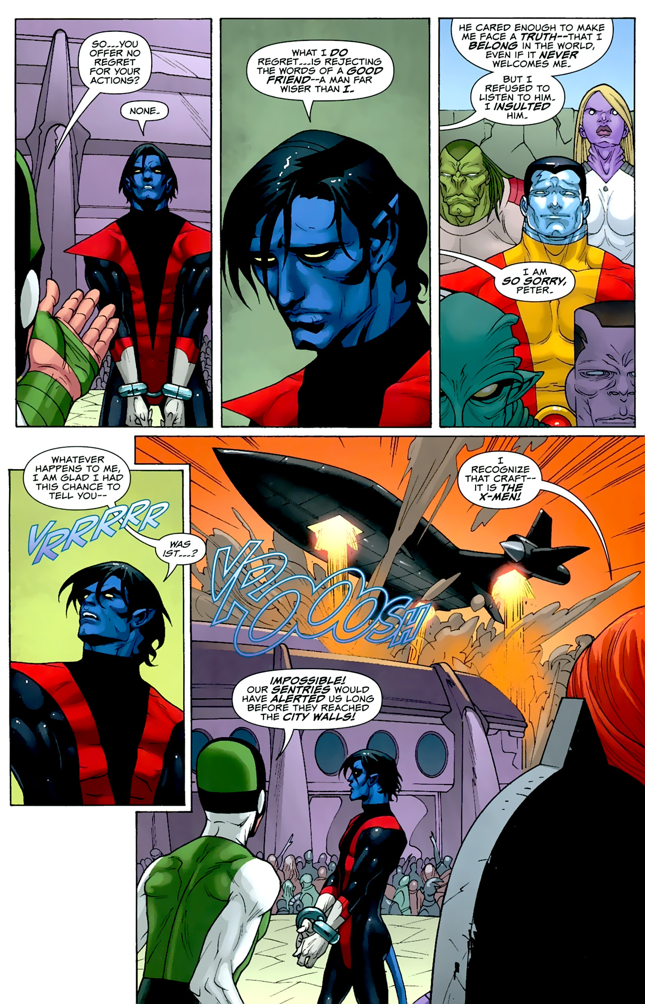 Read online Uncanny X-Men: First Class comic -  Issue #2 - 12