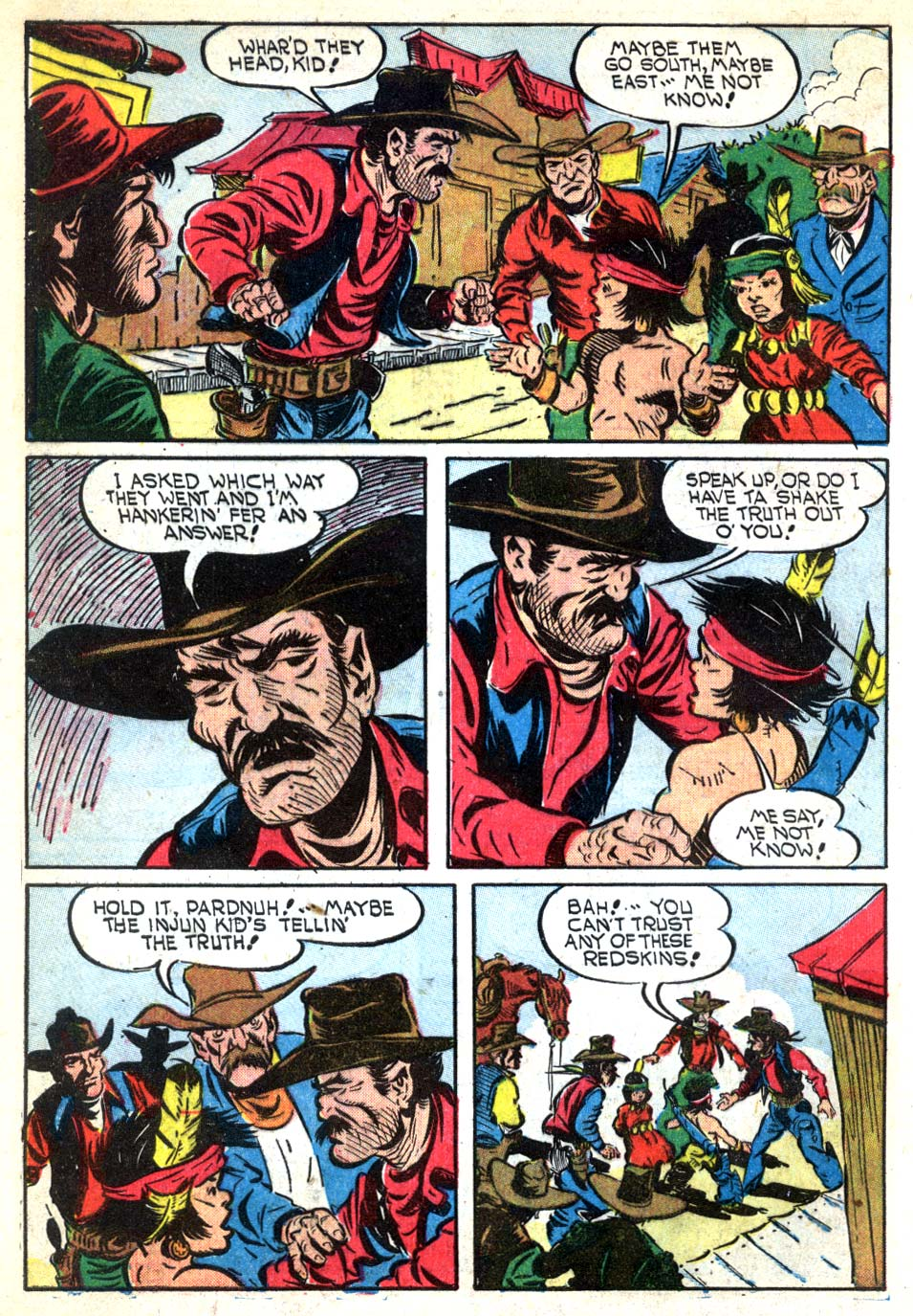 Four Color Comics issue 267 - Page 8