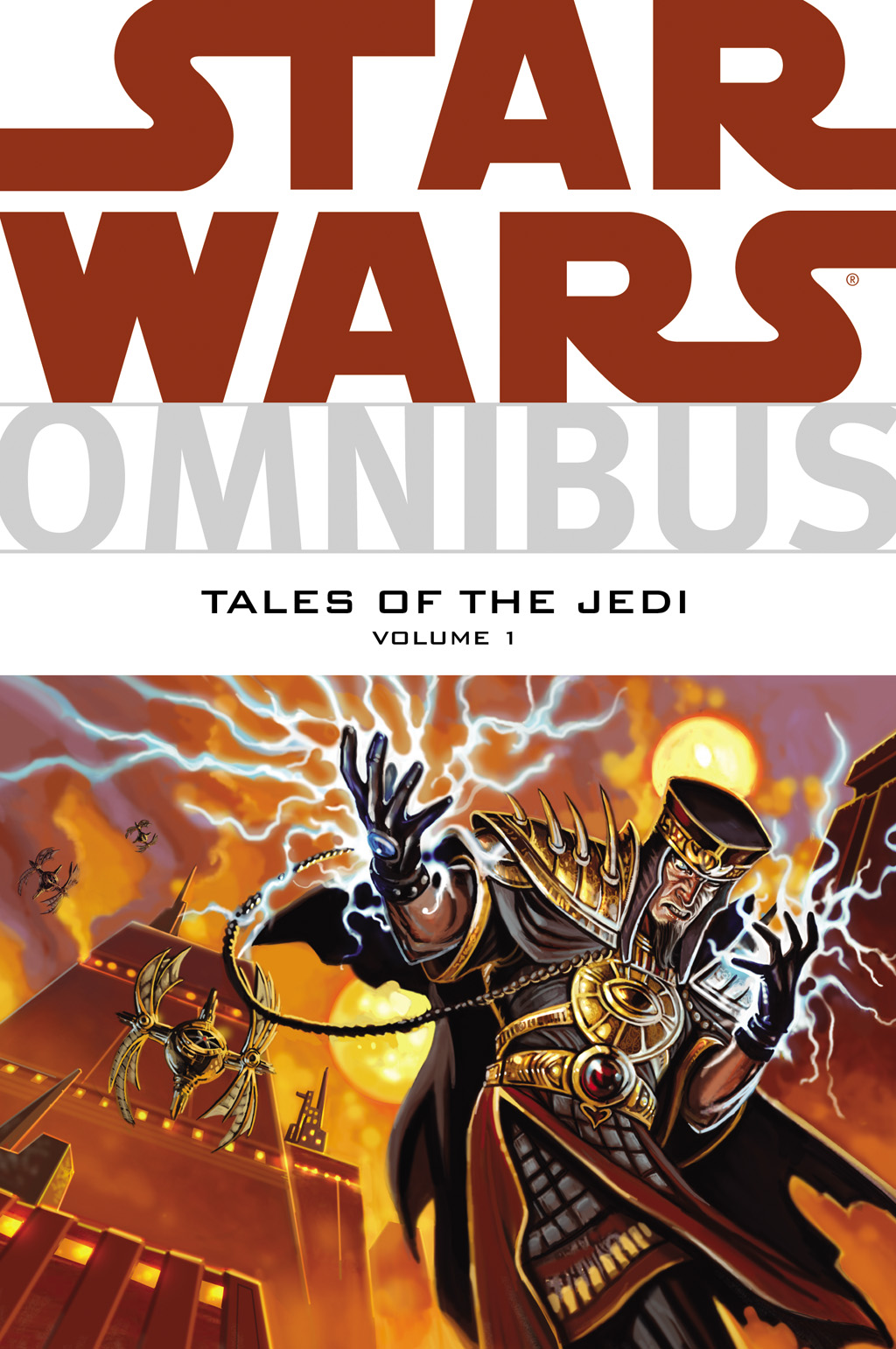 Read online Star Wars Omnibus comic -  Issue # Vol. 4 - 1