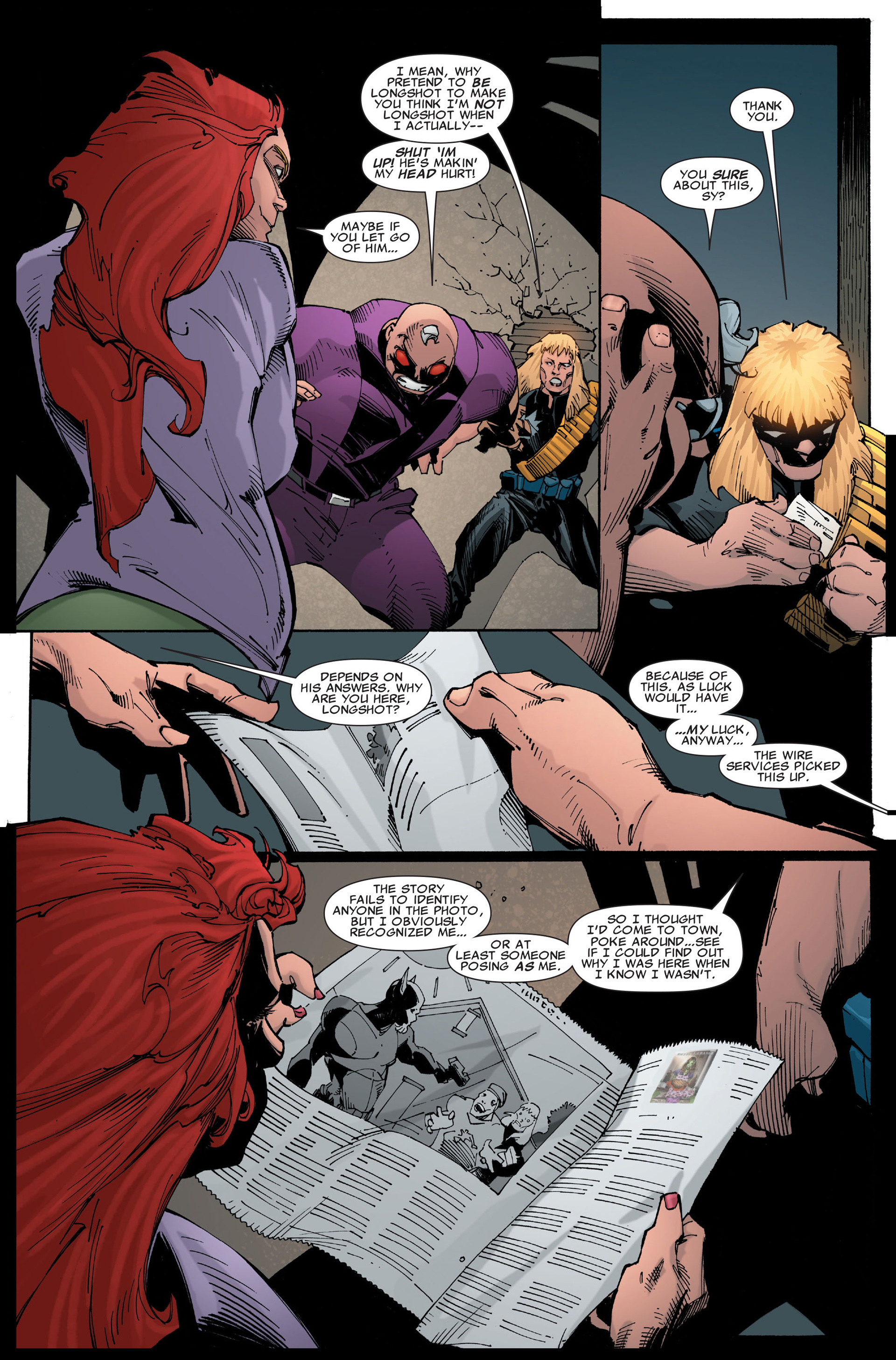 Read online X-Factor (2006) comic -  Issue #35 - 11