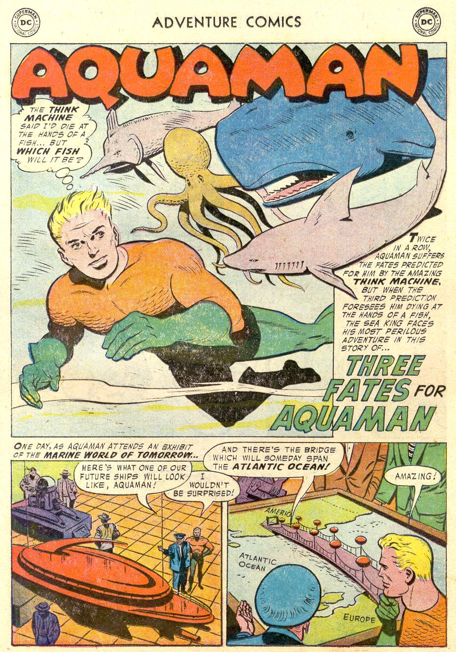 Read online Adventure Comics (1938) comic -  Issue #231 - 18