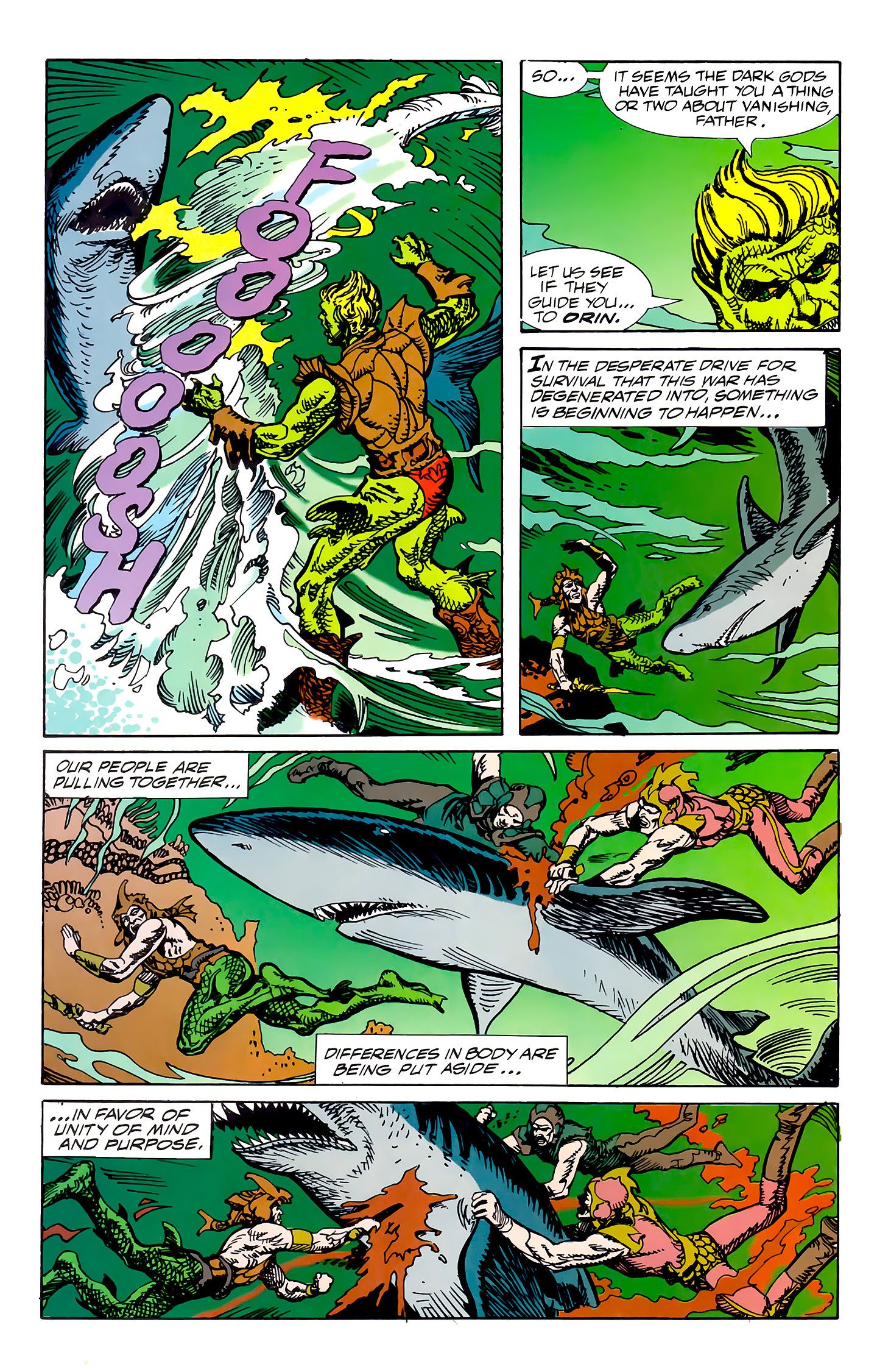 Read online Atlantis Chronicles comic -  Issue #5 - 12