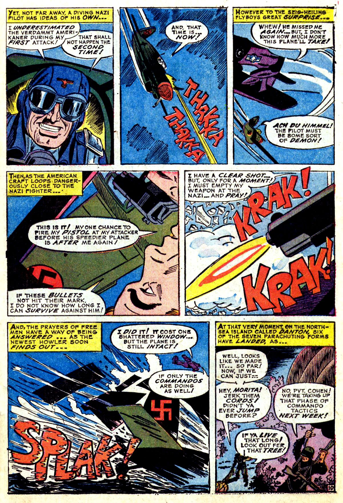 Read online Sgt. Fury comic -  Issue #38 - 15