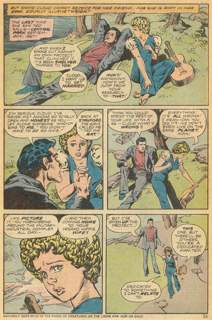 Man-Thing (1974) issue 15 - Page 16