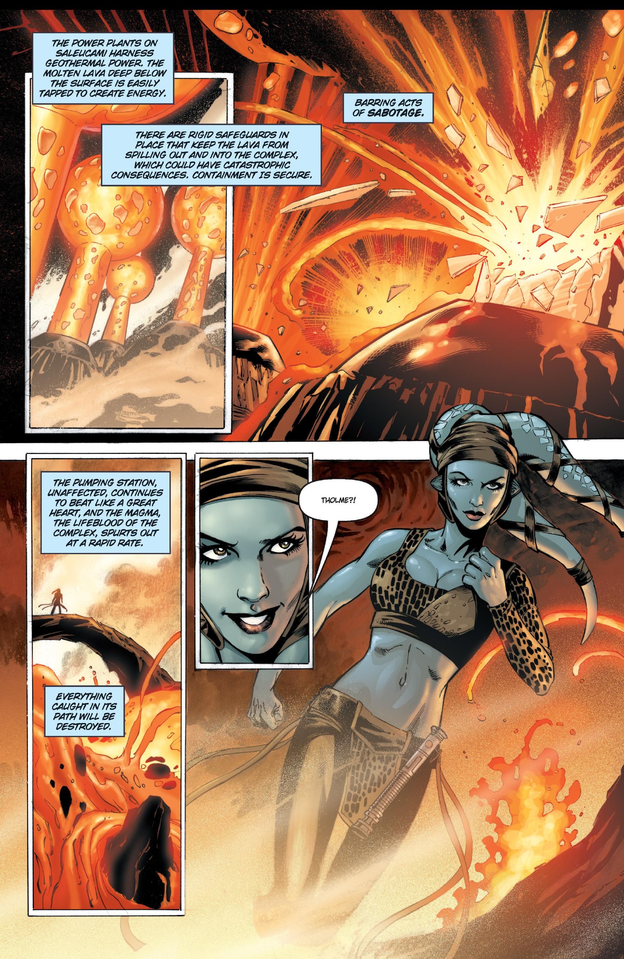 Read online Star Wars Omnibus comic -  Issue # Vol. 26 - 319