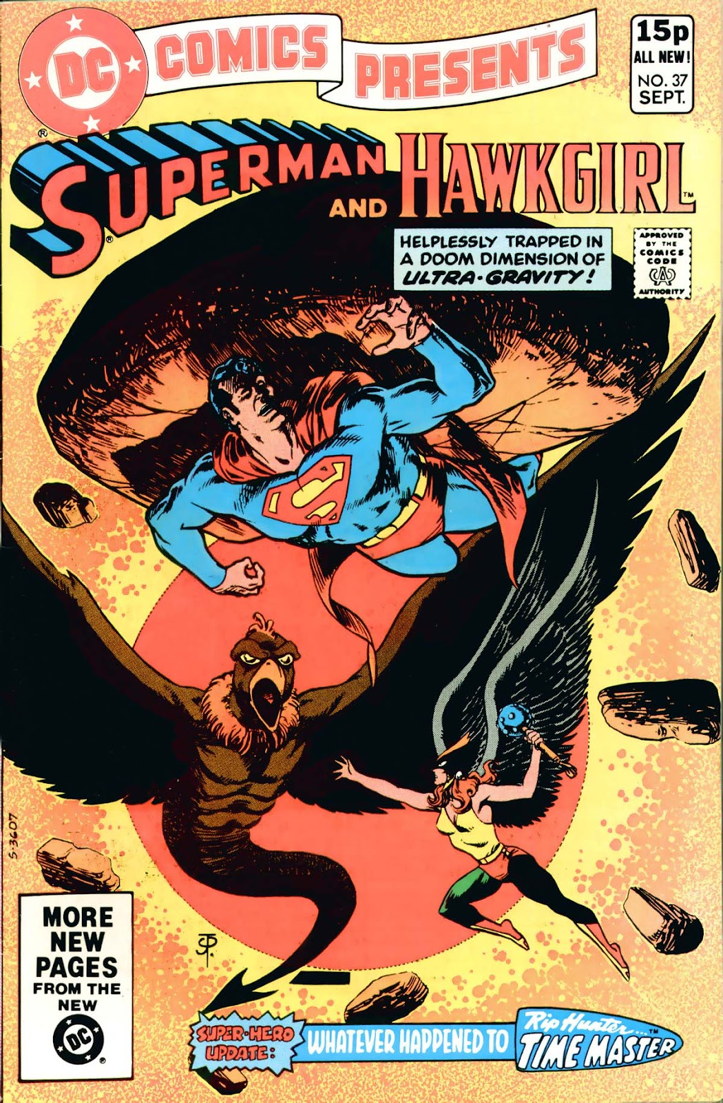 DC Comics Presents (1978) 37 Page 1