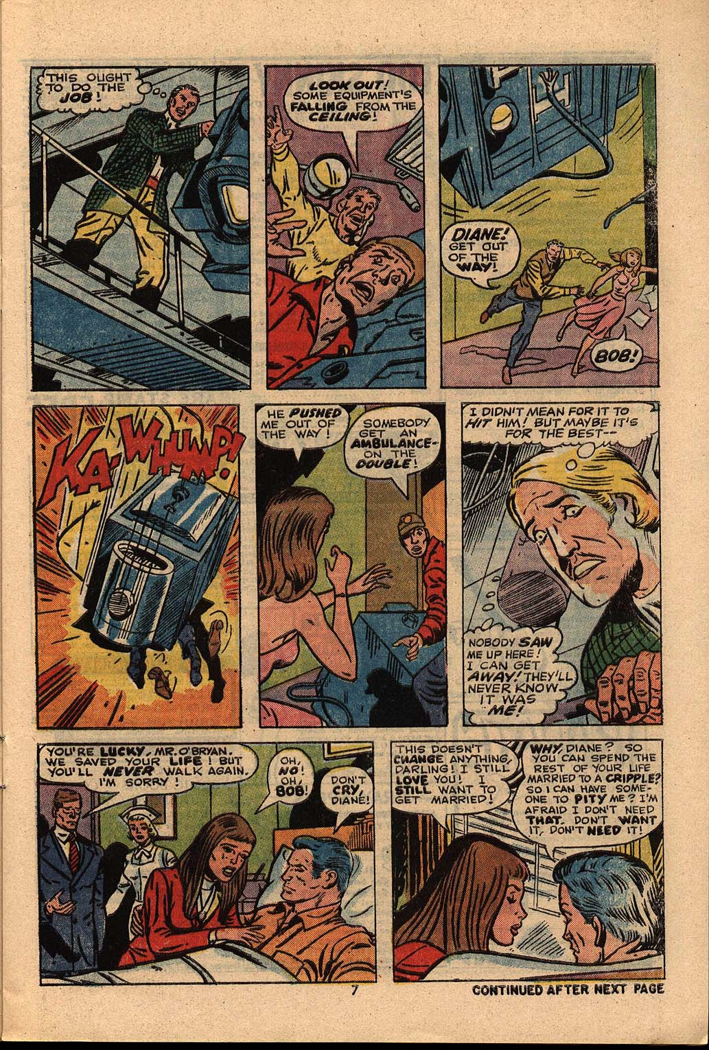 Read online Astonishing Tales (1970) comic -  Issue #21 - 6