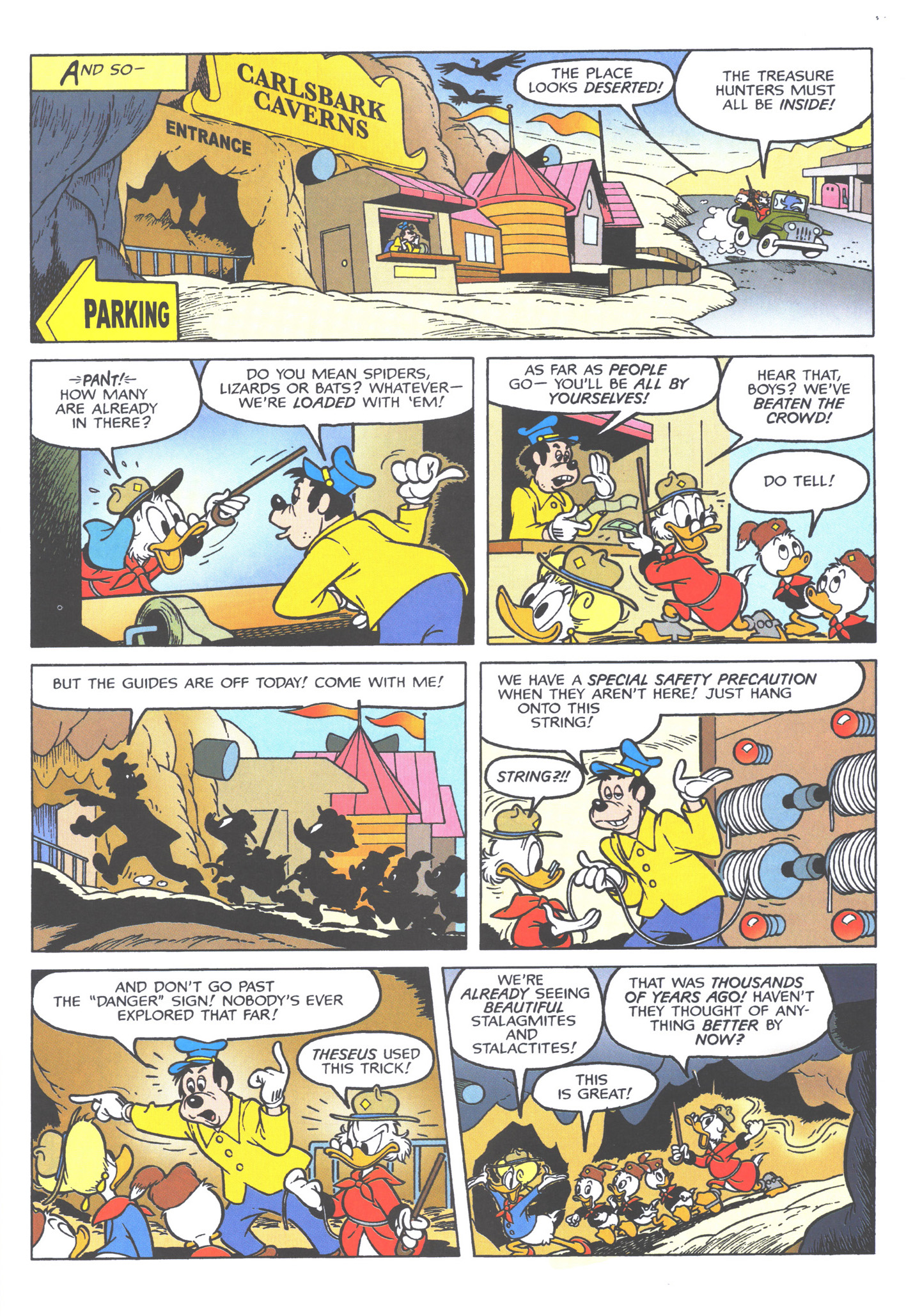 Read online Uncle Scrooge (1953) comic -  Issue #362 - 57