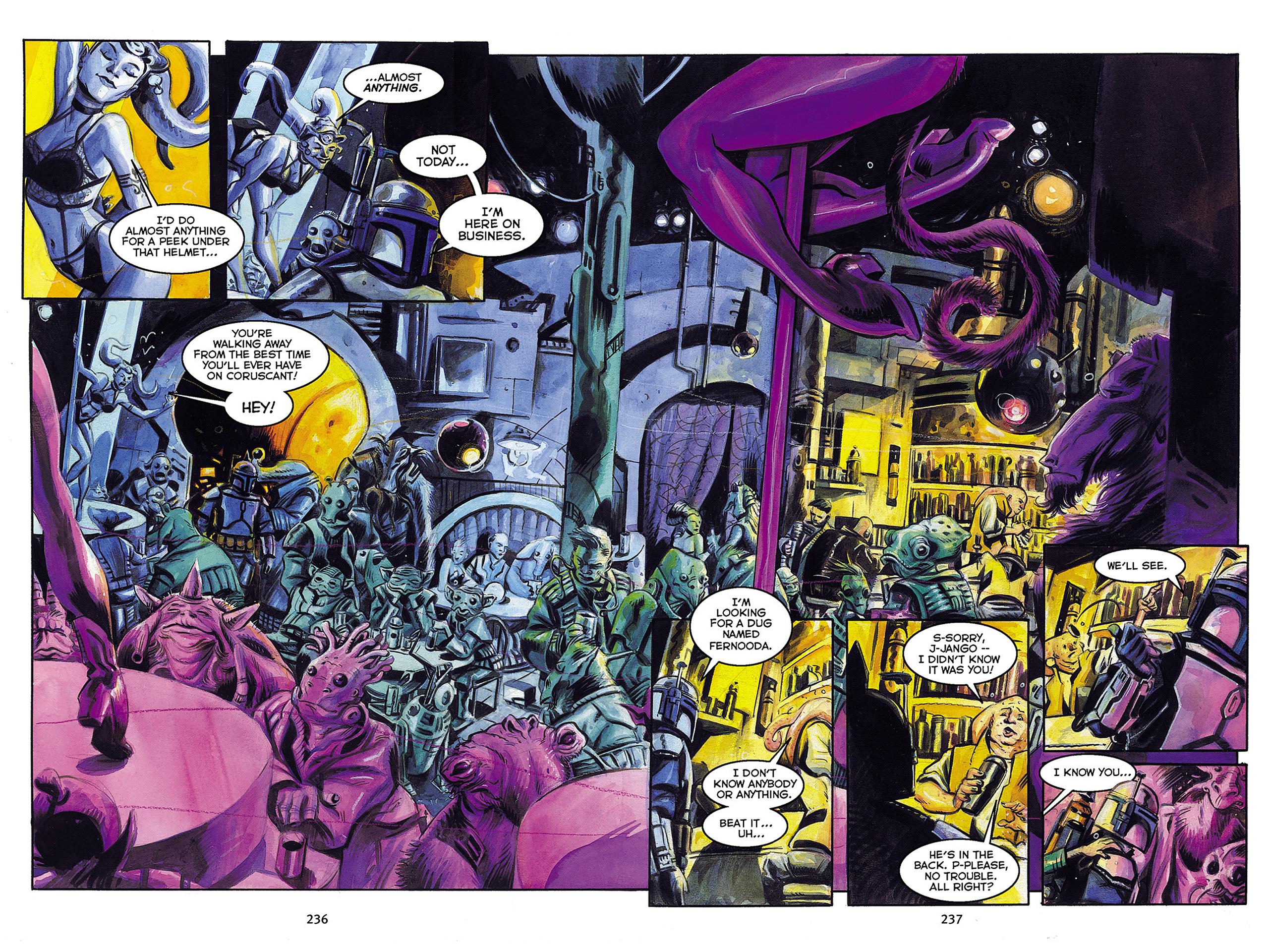 Read online Star Wars Omnibus comic -  Issue # Vol. 10 - 235
