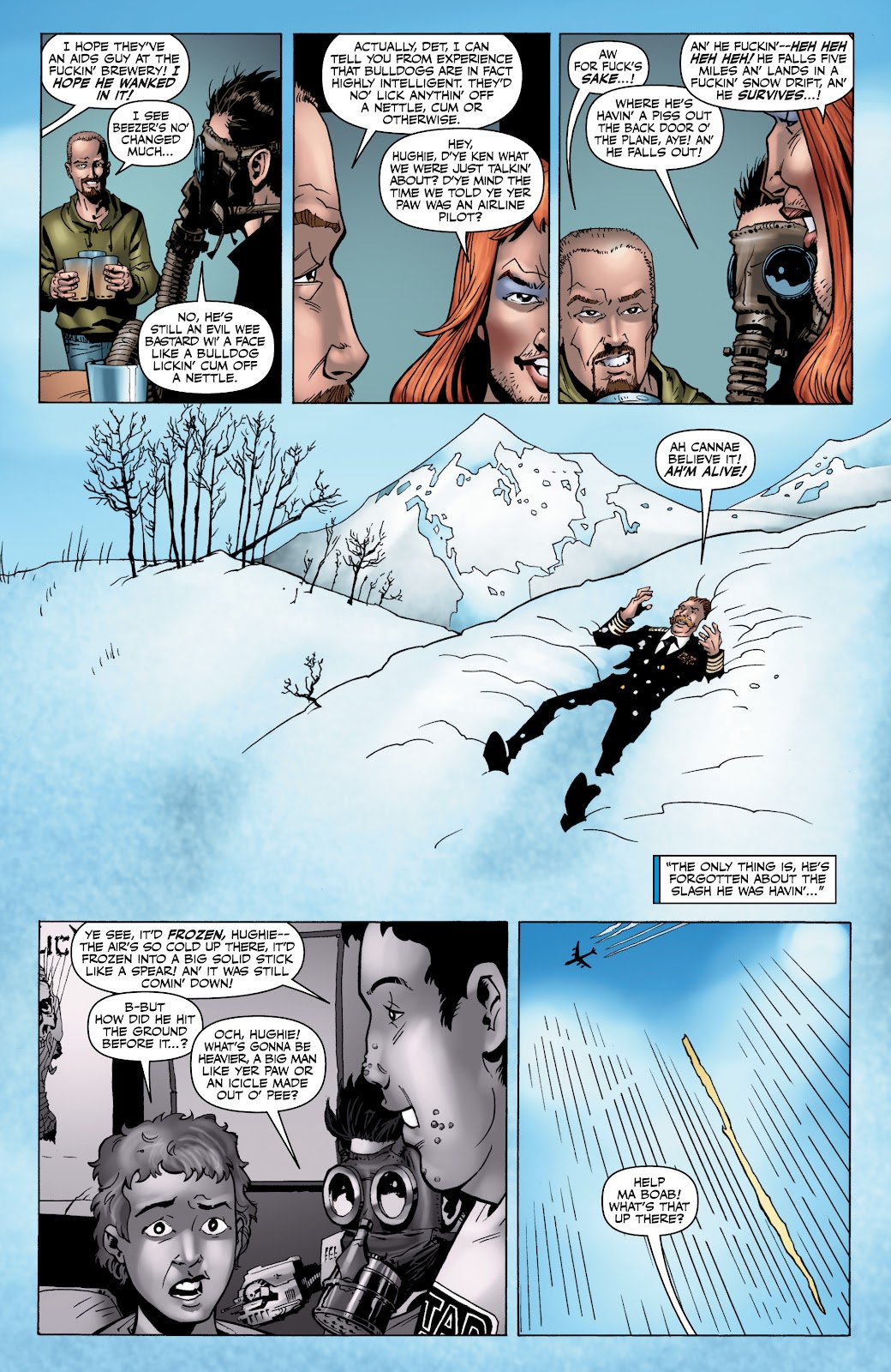 Read online The Boys Omnibus comic -  Issue # TPB 4 (Part 3) - 28