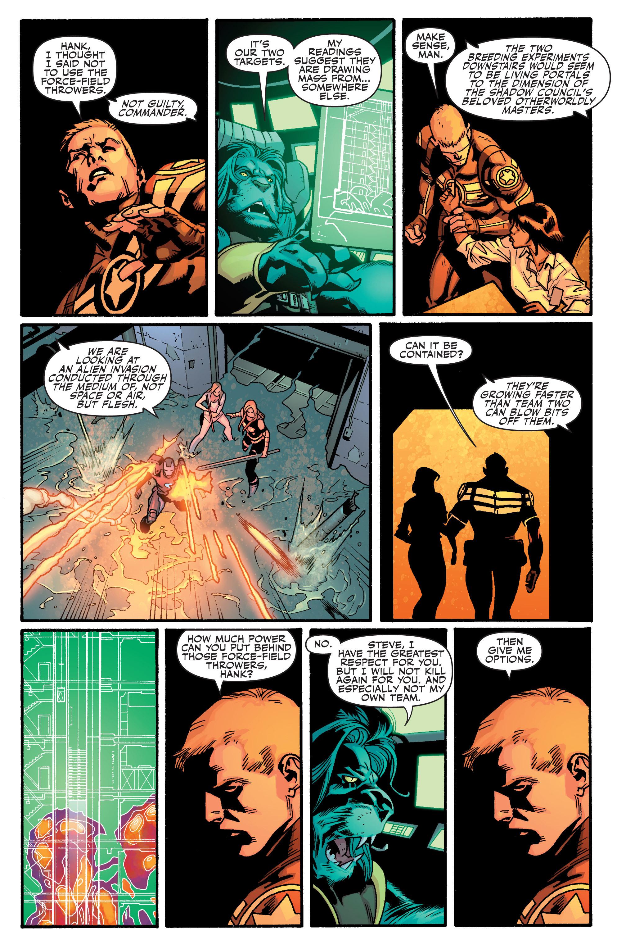 Read online Secret Avengers (2010) comic -  Issue #21 - 16