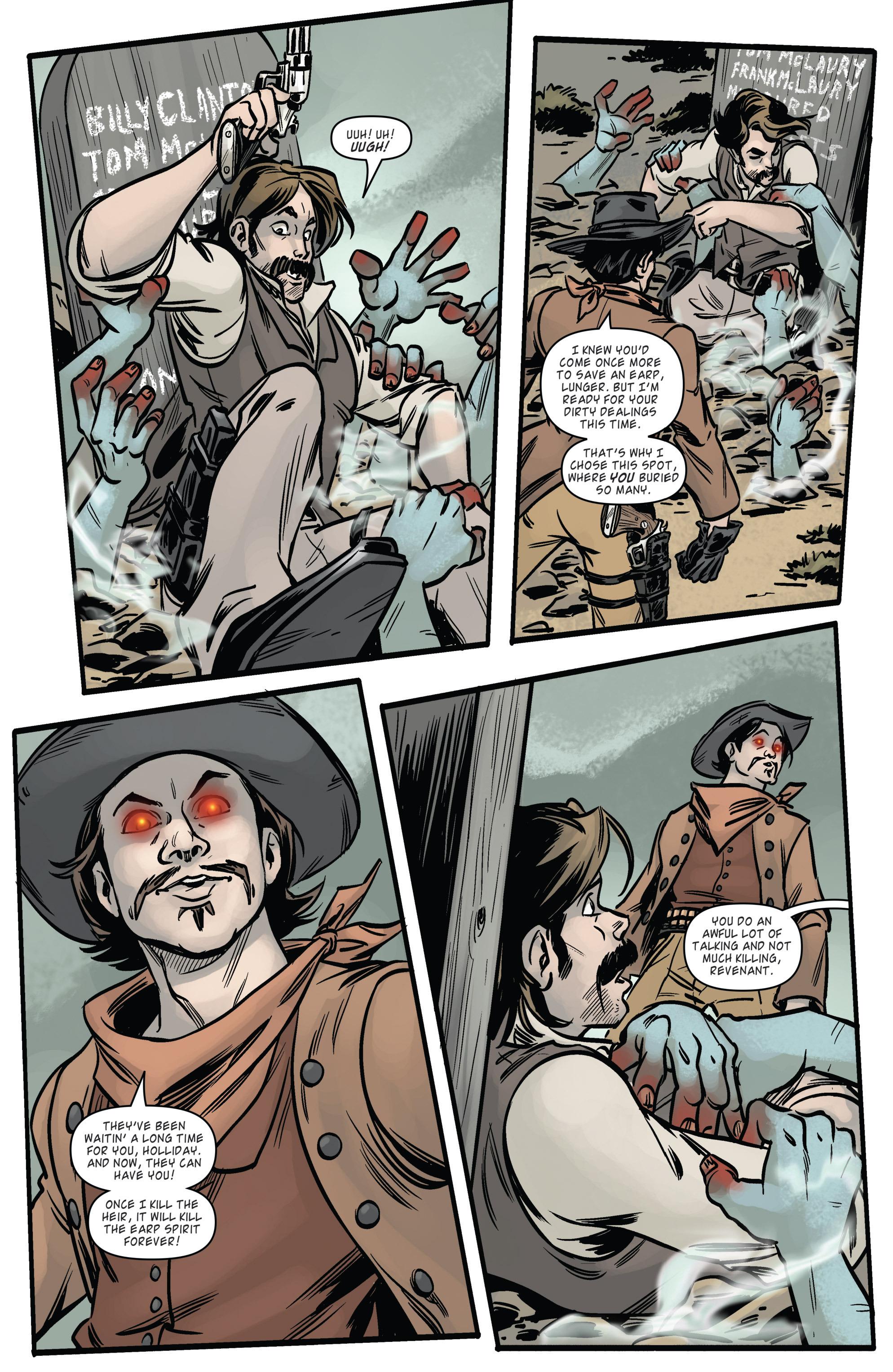 Read online Wynonna Earp (2016) comic -  Issue #6 - 15