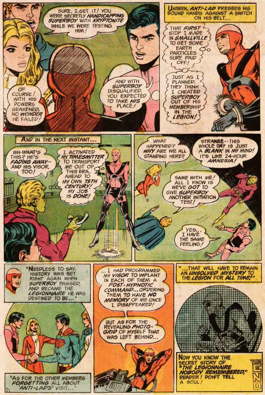 Superboy (1949) issue 204 - Page 13