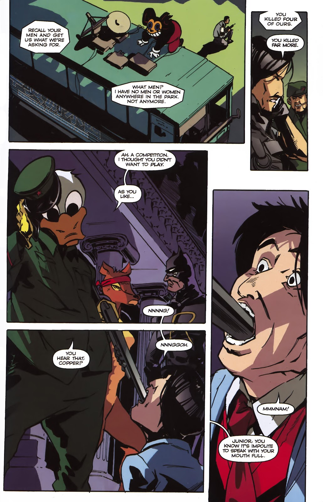 Read online Ricky Rouse Has A Gun comic -  Issue # TPB (Part 2) - 12