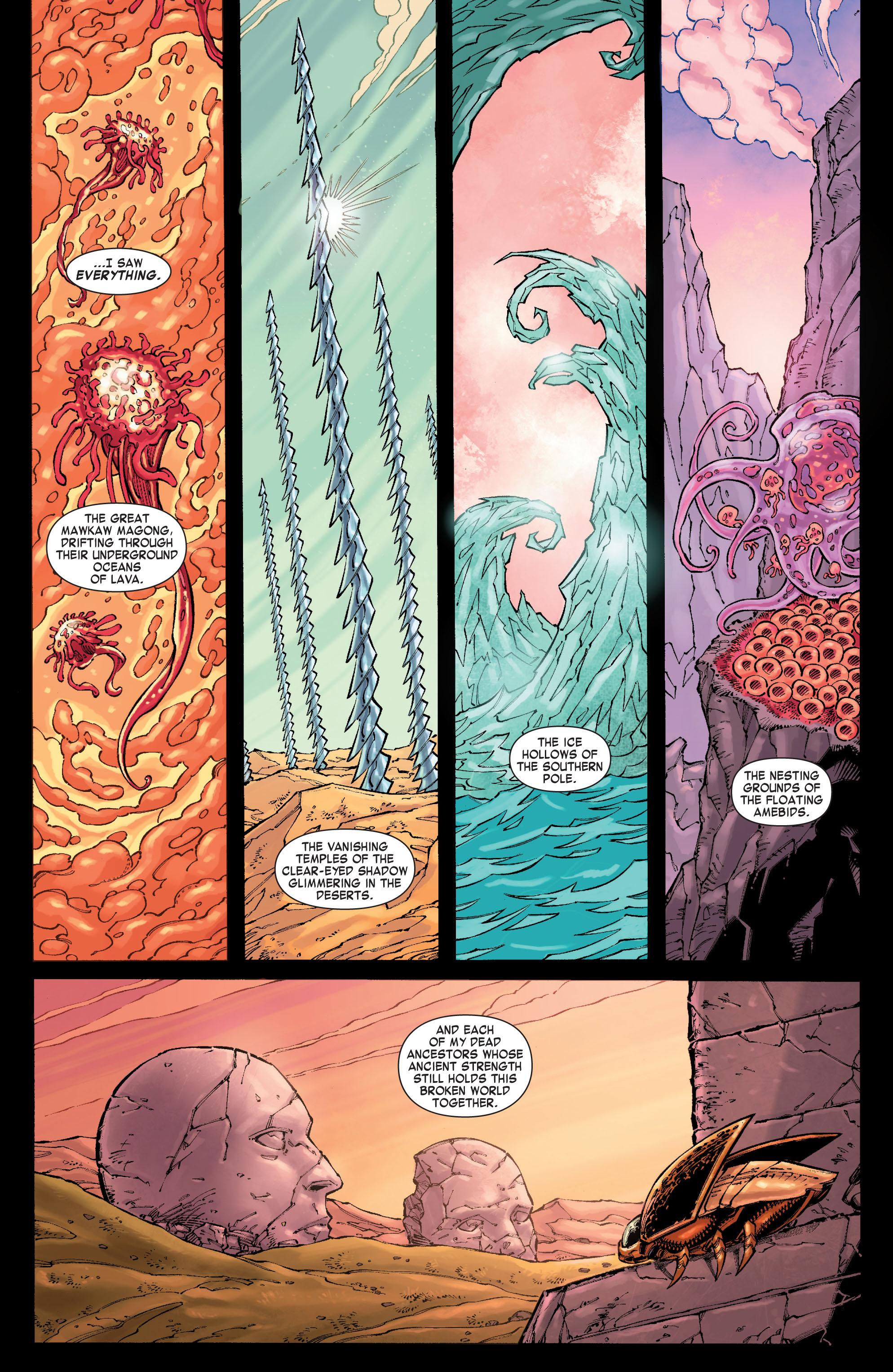 Read online Skaar: Son of Hulk comic -  Issue #10 - 18