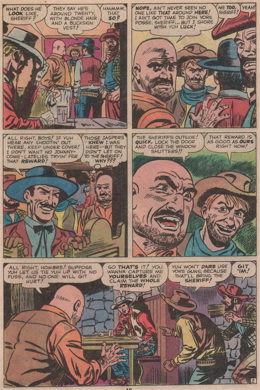 Kid Colt Outlaw issue 211 - Page 17