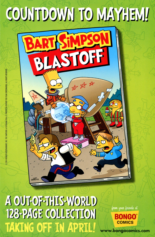 Read online Simpsons Comics comic -  Issue #218 - 27
