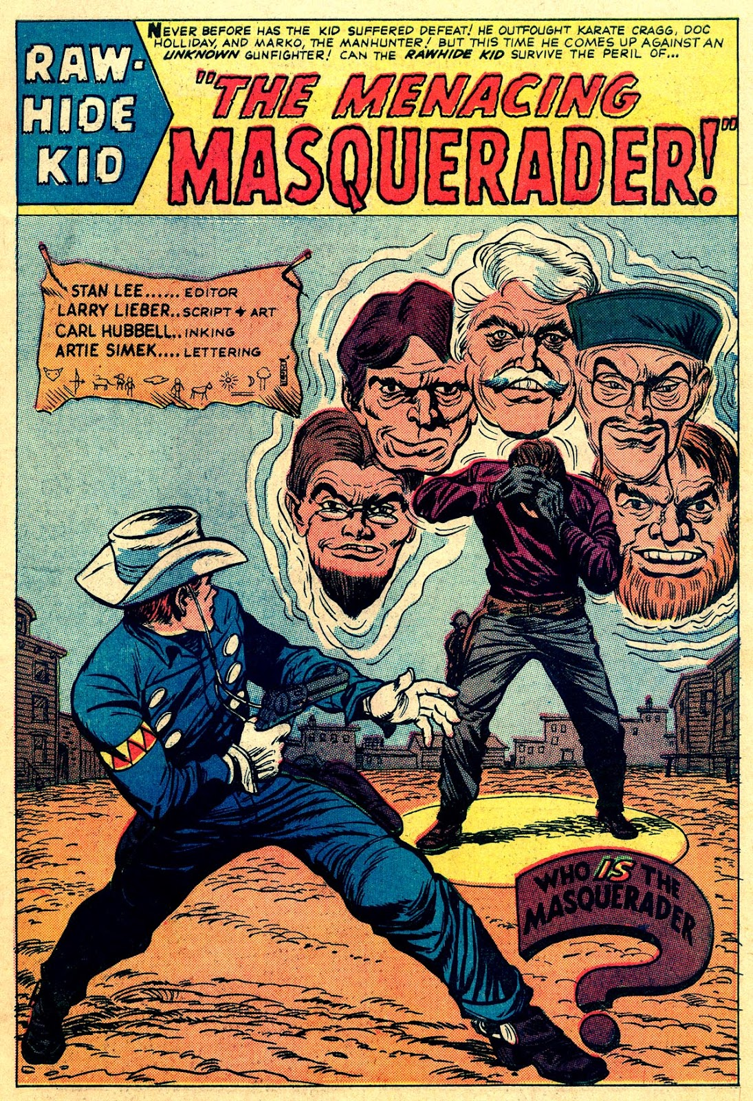 The Rawhide Kid (1955) issue 49 - Page 3