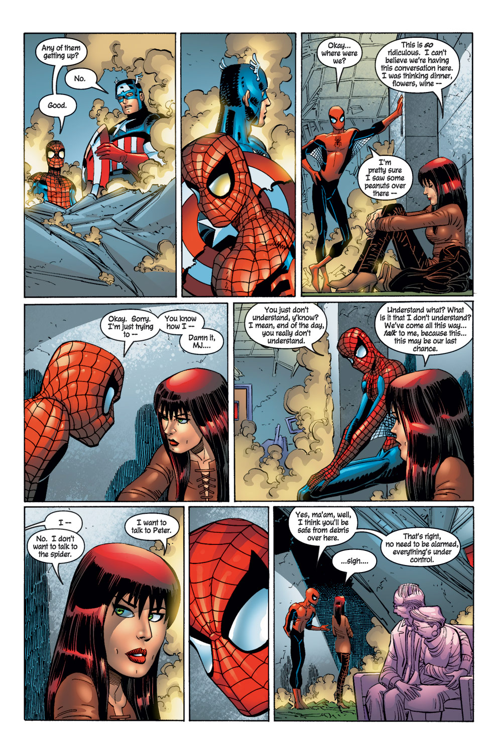 The Amazing Spider-Man (1999) 50 Page 16