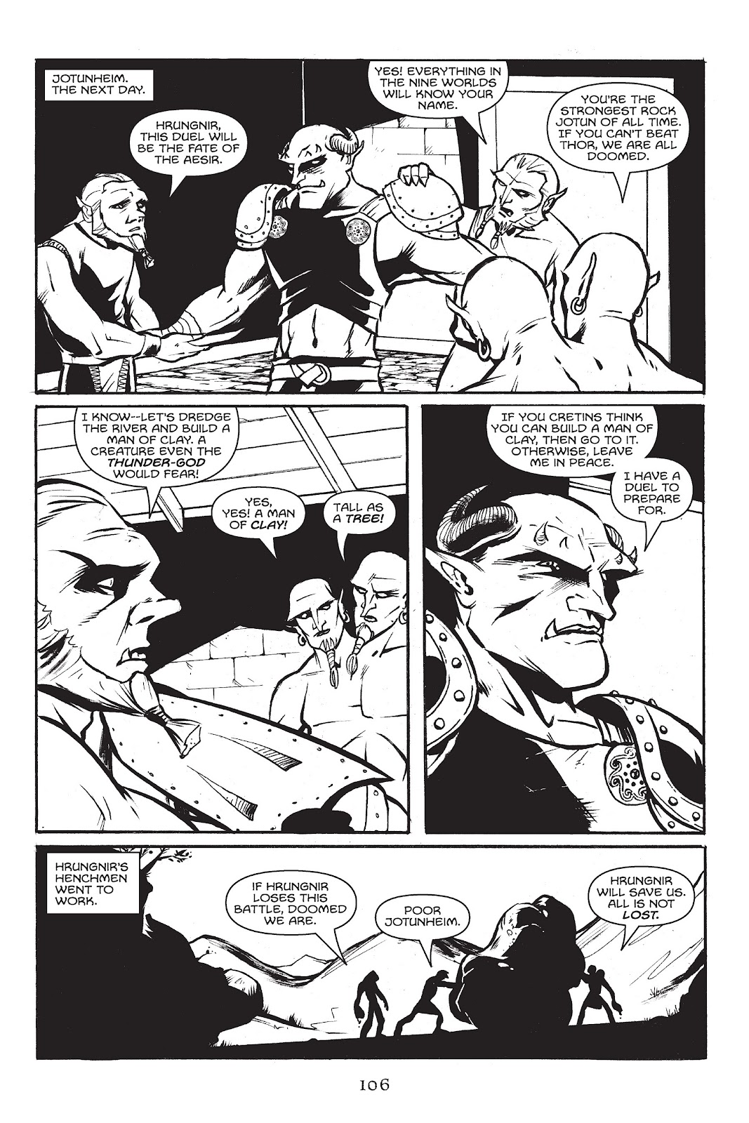 Read online Gods of Asgard comic -  Issue # TPB (Part 2) - 8