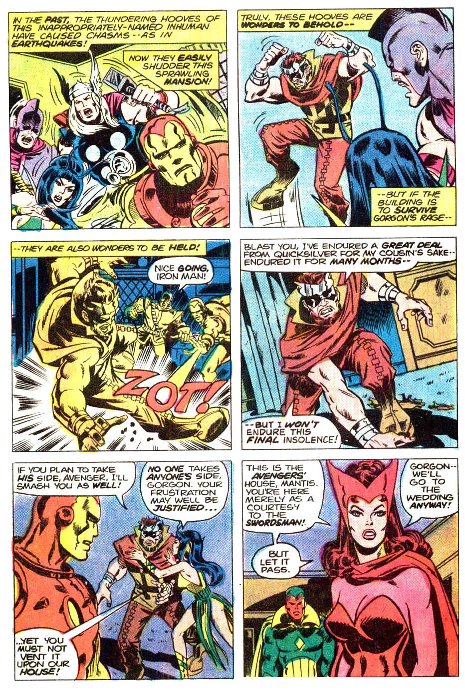The Avengers (1963) 127 Page 3