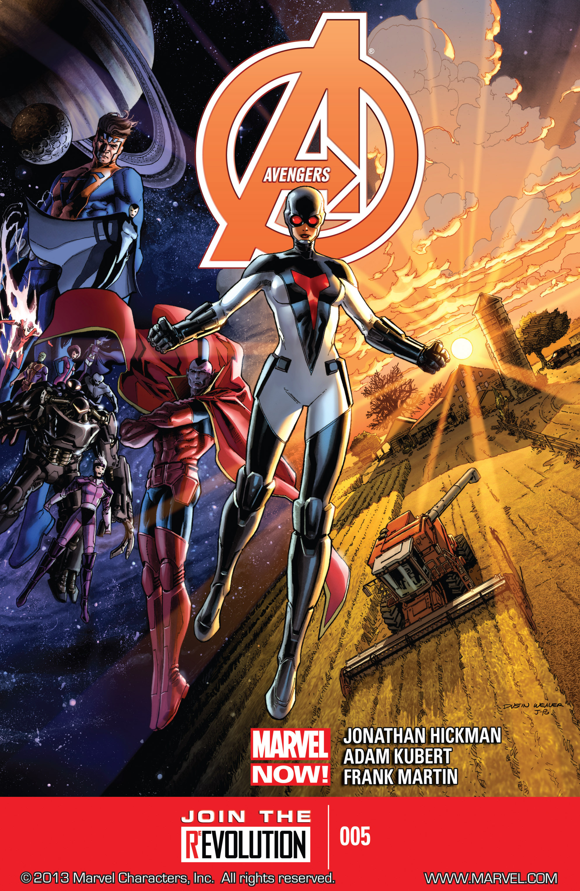 Read online Avengers (2013) comic -  Issue #Avengers (2013) _TPB 1 - 103