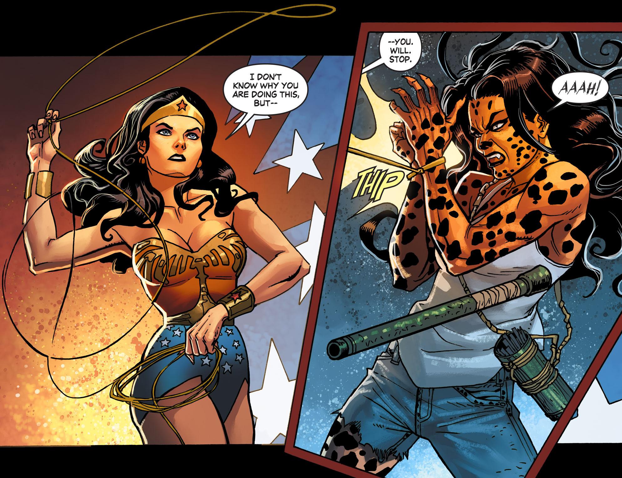 Read online Wonder Woman '77 [I] comic -  Issue #8 - 14