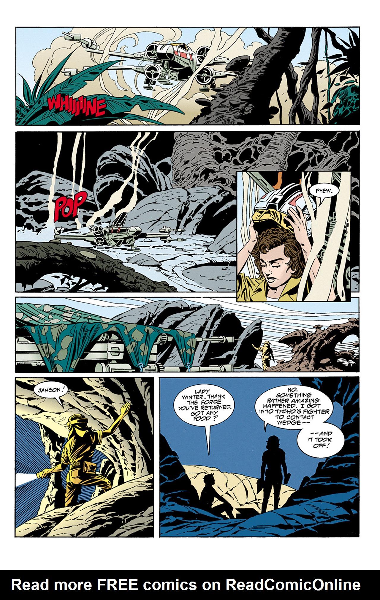 Read online Star Wars Omnibus comic -  Issue # Vol. 1 - 137