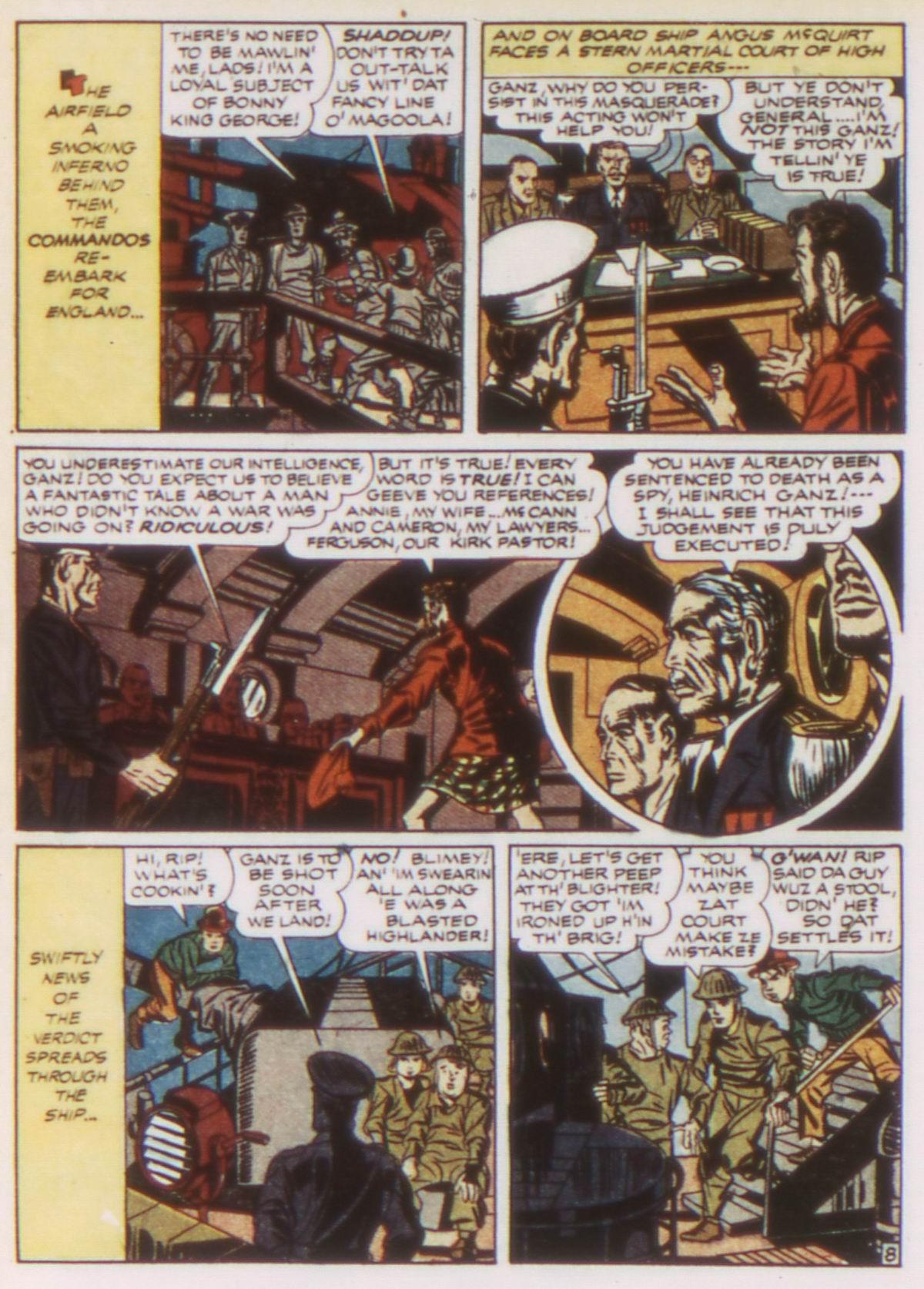 Read online Detective Comics (1937) comic -  Issue #75 - 24