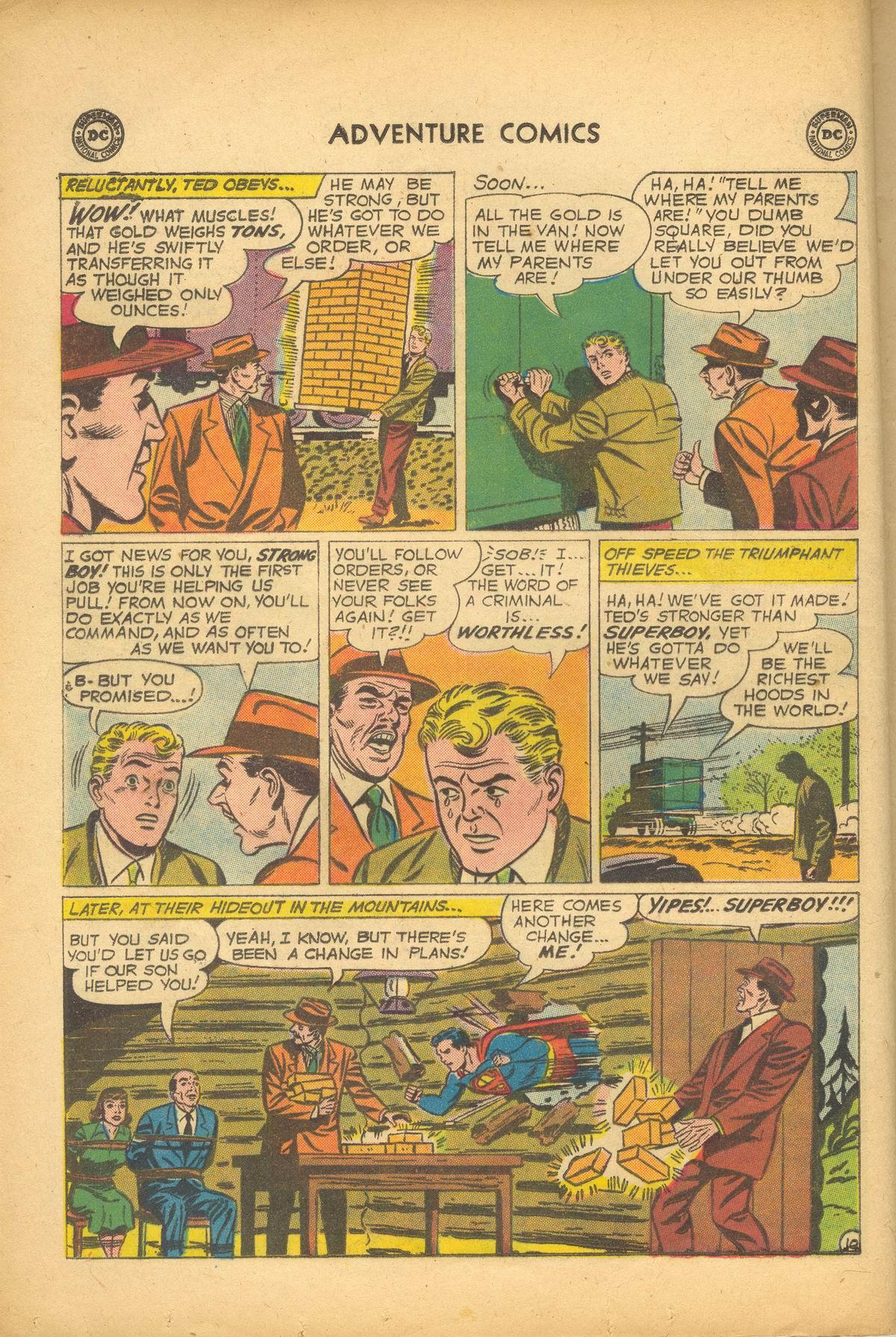 Read online Adventure Comics (1938) comic -  Issue #273 - 12