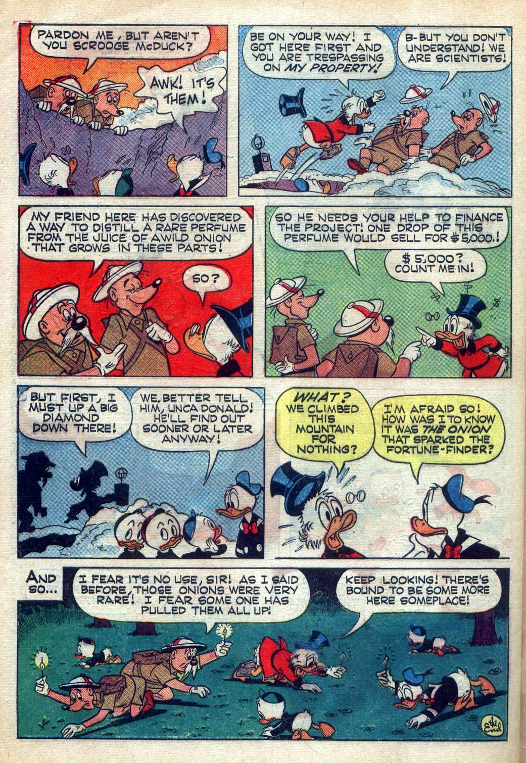 Read online Uncle Scrooge (1953) comic -  Issue #78 - 32