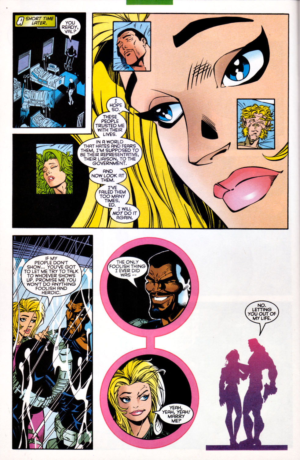 Read online X-Factor (1986) comic -  Issue #137 - 19