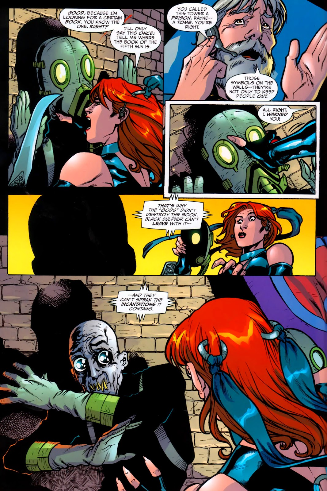 BloodRayne: Automaton issue Full - Page 17