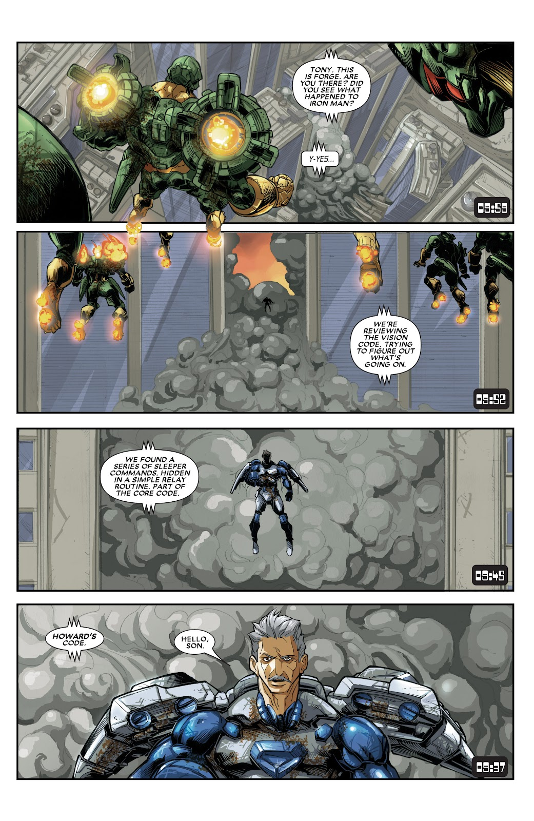Iron Man: House of M Issue #3 #3 - English 11