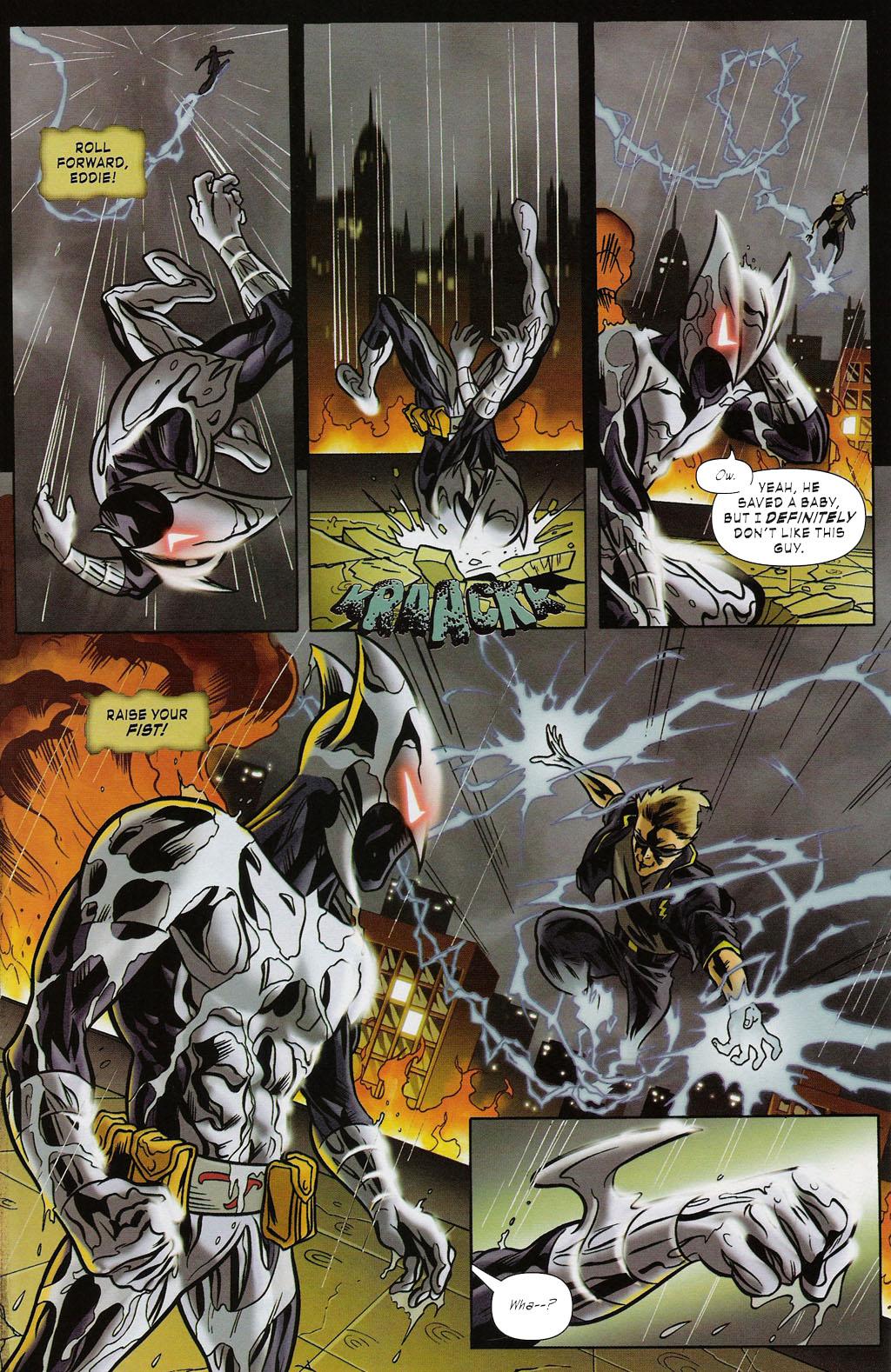 Read online ShadowHawk (2005) comic -  Issue #2 - 15