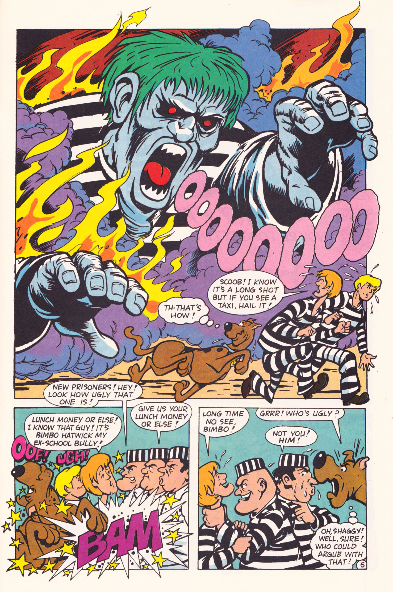 Read online Scooby-Doo (1995) comic -  Issue #1 - 20