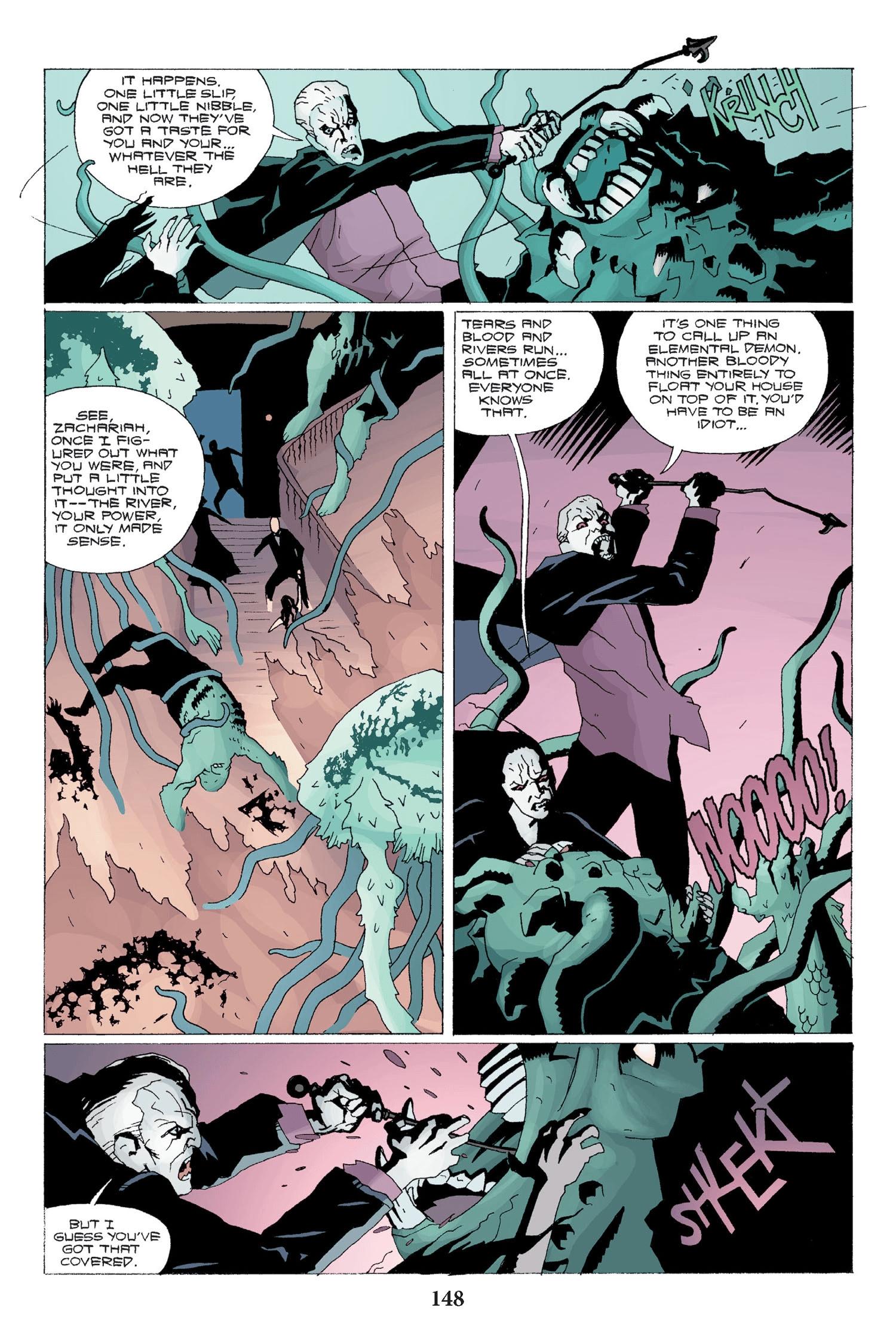 Read online Buffy the Vampire Slayer: Omnibus comic -  Issue # TPB 2 - 142