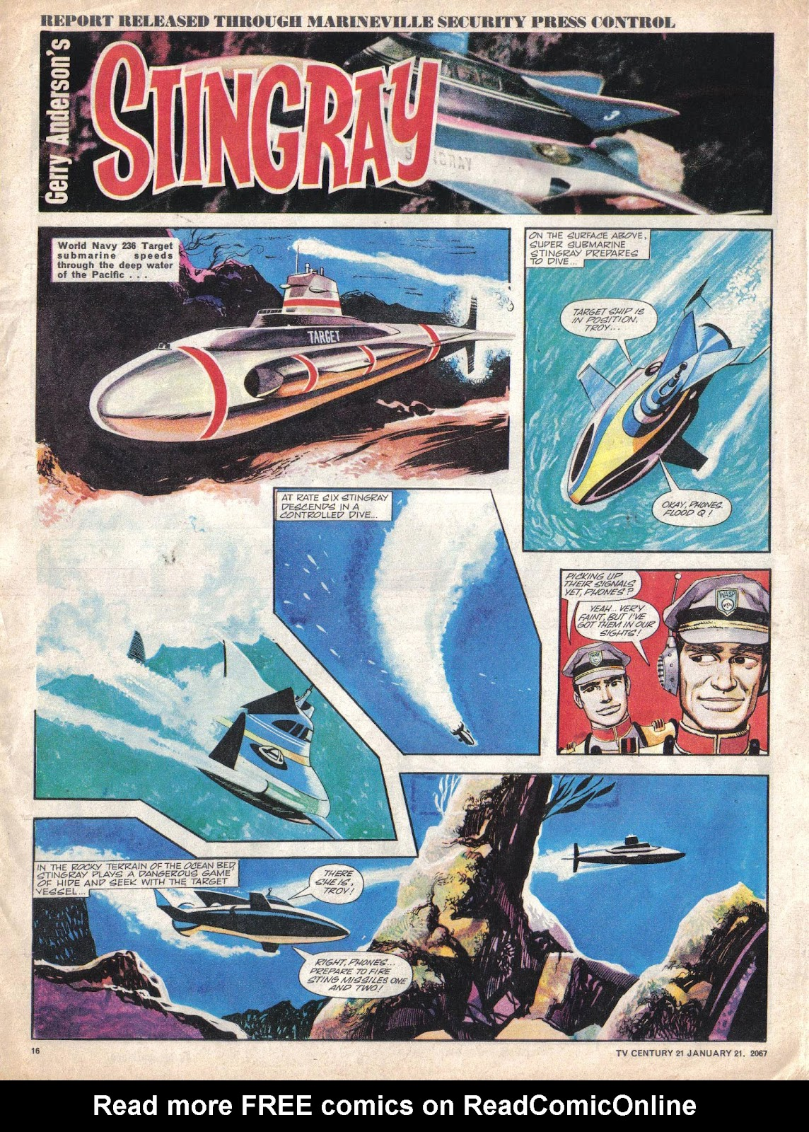 TV Century 21 (TV 21) issue 105 - Page 15