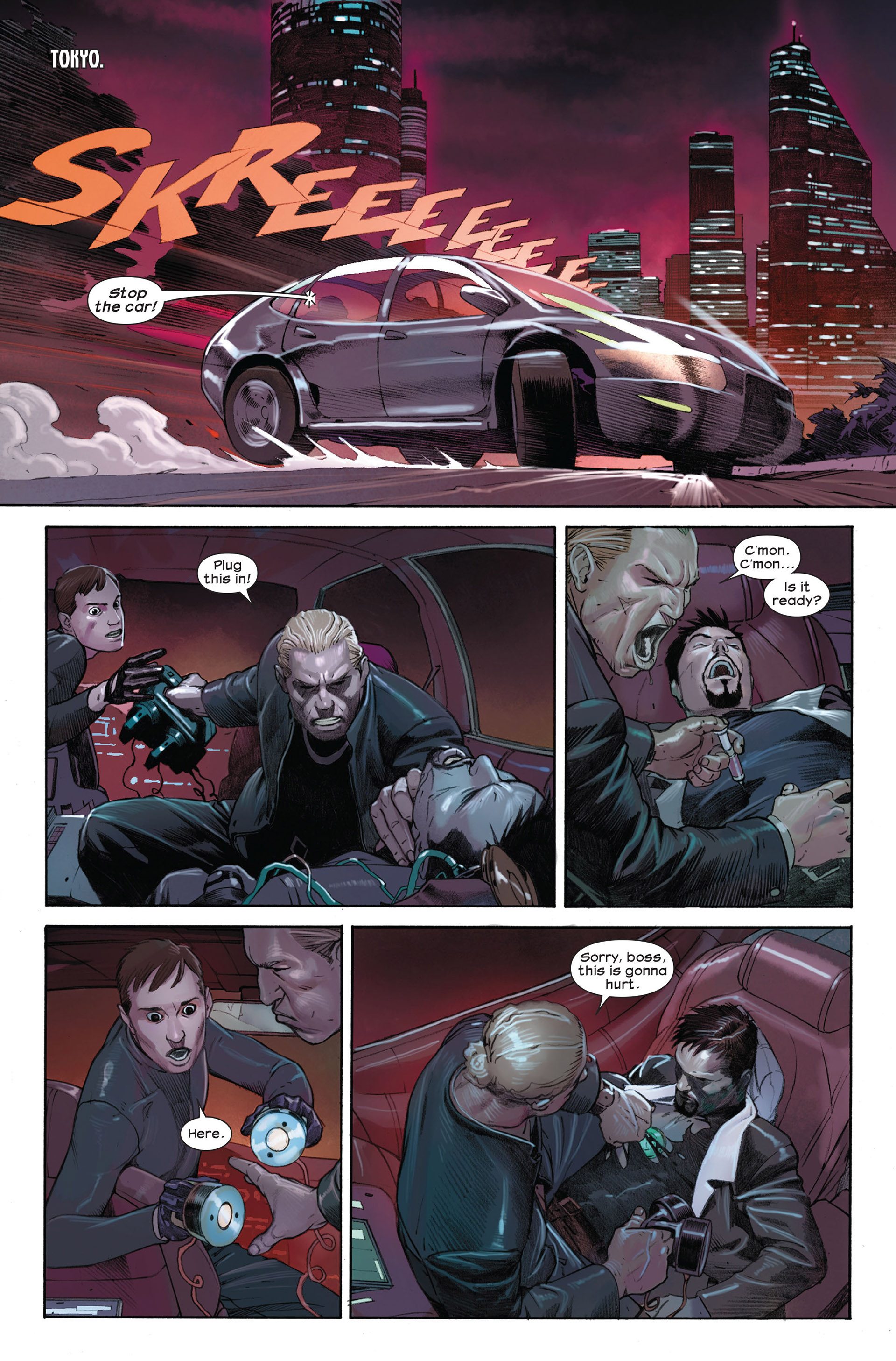 Read online Ultimate Comics Ultimates comic -  Issue #2 - 6